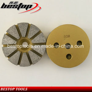 Bestop 16# Diamond Grinding Disc for Concrete pictures & photos