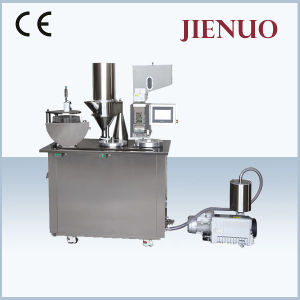 Touch Screen Hand Operated Semi-Automatic Capsule Filling Machine pictures & photos