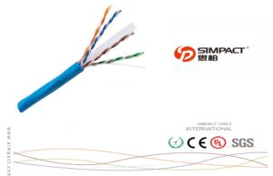 UL Listed Cmr UTP CAT6 pictures & photos