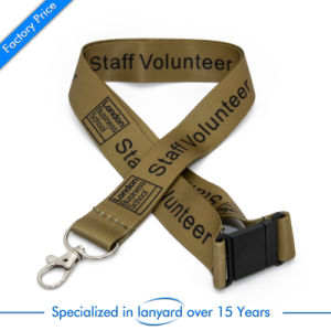 Promotional Gift Heat Transfer Printing Lanyard pictures & photos