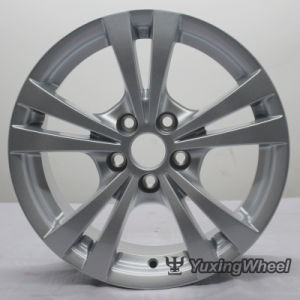 15 Inch Silver Aluminium Alloy Rim or Alloy Rims for Car pictures & photos