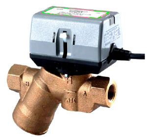 Motor Operated Automatic Hydronic Balancing Valve (HTW-V26-VCB) pictures & photos