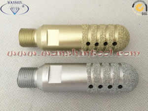Vacuum Brazed Finger Miller Sintered Router Bit Diamond Tool pictures & photos