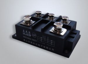 Three-Phase Rectifier Bridge Modules Mds 400 SCR Control pictures & photos
