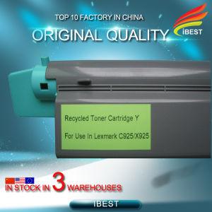 Original Quality Compatible for Lexmark C925 X925 Toner Cartridge for C925de C925X76g C925h2cg pictures & photos