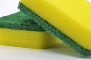 Most Popular Good Quality Personalized Scouring Pad Rolls pictures & photos