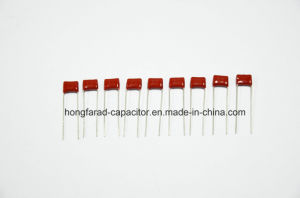 Metallized Polyester Film Capacitor for Lighting Cl21 Mef pictures & photos