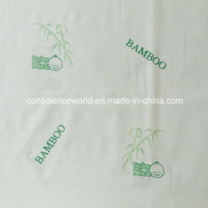 Polyester/Cotton65/35 Printed Fabric for Bedding Set 110*76 pictures & photos