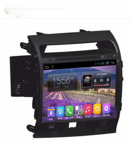 Android 6.0 System Indashboard Car Radio for 10.1 Inch Landcrusier with Reversing Camera TV 3G USB