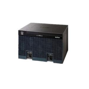New Cisco (CISCO3945E/K9) Gigabit Ethernet VPN Router Network