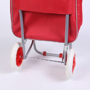 Light Weight Wheeled Foldable Multipurpose Easy Storage Shopping Trolley Bag pictures & photos