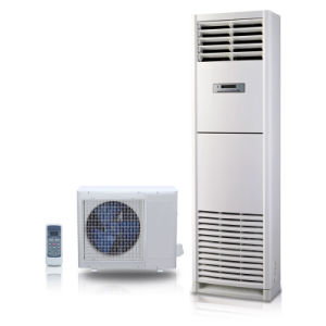 48000BTU R22 T3 Heating and Heating Floor Standing Air Conditioner