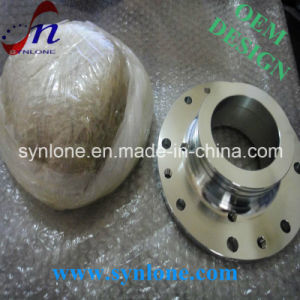 Galvanize CNC Machining Stainless Steel Flange pictures & photos