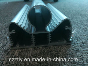 High Quality Nature Anodizing Aluminium Section Extrusion Profile pictures & photos
