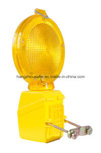LED Road Safety Traffic Light/ Solar Warning Light (S-1310) pictures & photos
