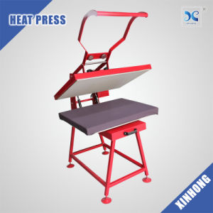 XINHONG 800*1000mm Large Format Dye Sublimation Heat Press Machine pictures & photos