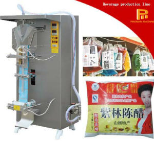 Plastic Bag Sachet Filling Machine for All Kinds of Drinks pictures & photos