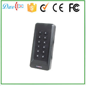 RFID 125 kHz Wiegand 26 Waterproof ID with Keypad Access Control Card Reader pictures & photos