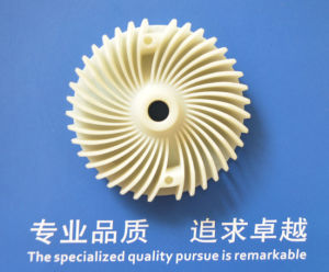 Precision Plastic Part, PA6 Product for Cooling Fan pictures & photos