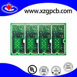 Peelable Mask 2 Layer PCB Circuit with Carbon Ink pictures & photos