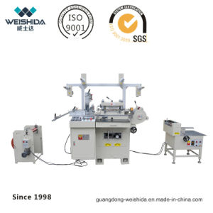 Wgs300 Intelligent High-Speed Follow-up Pressure&Guide Die-Cutting Machine pictures & photos