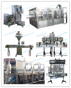 Different Kinds of Bottle Filling Machines pictures & photos