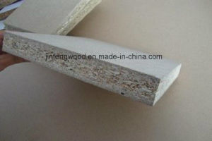 Wood Grain Particle Board with High Quality pictures & photos