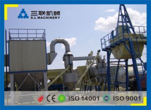 30t/pH Mobile Asphalt Mixing Plant for Road Construction