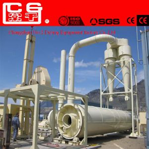 Gypsum Calcining Rotary Kiln pictures & photos