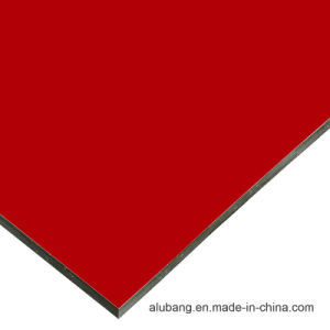 Laminating Sandwich ACP Sheet, Aluminum Composite Panels, Wall Clading (ALB-030) pictures & photos