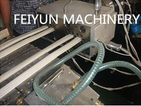 Plastic Window Profile Extrusion Machine PVC pictures & photos