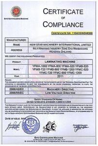 Yfma-920/1050A New Star Pre-Glued Film Laminator Distribution High-Speed Laminator Distribution Cheap Laminator Distribution pictures & photos