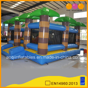 Inflatable China Products Kids Outdoor Toy Inflatable Animal Fun City Bouncer (AQ01311) pictures & photos