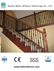 Low Price Security Ornamental Stair Fence with High Quality pictures & photos