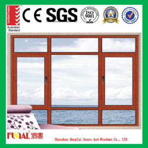 Hotel Projects Aluminum Alloy Casement Windows