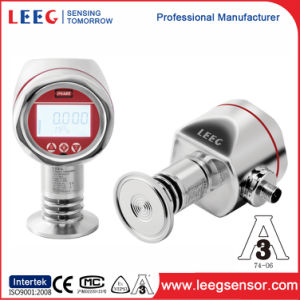 Hygienic Flush Diaphragm Type Pressure Transmitter pictures & photos