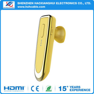 Single Bluetooth Headset Wireless Earphone for Mobile Phone pictures & photos