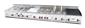 Counter Top Gas Combination Oven pictures & photos