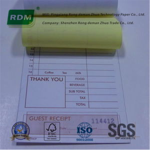 Bond Paper or Carbonless Paper Invoice and Receipt Book with Customized Printing pictures & photos