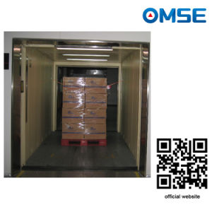 Machine Roomless Cargo Lift pictures & photos