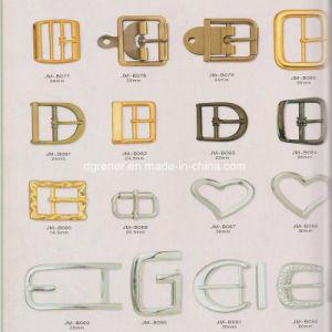 Shoe Accessories Zinc Alloy Shoe Buckle pictures & photos
