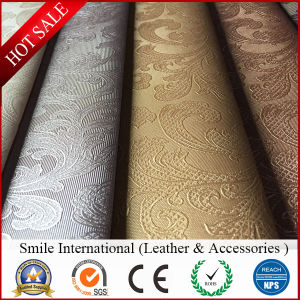 PVC Leather for Sofa pictures & photos