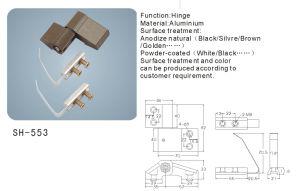 Aluminium Hinge for Doors and Windows (SH-553) pictures & photos