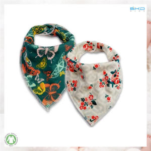 All Season Available Baby Accessory Soft Handfeel Newborn Bibs pictures & photos