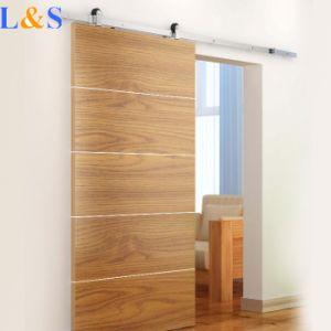 Wooden Sliding Door Hardware (LS-SDU-6205) pictures & photos