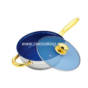 Stainless Steel Non-Stick Fry Pan pictures & photos
