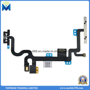 Power on off Button and Volume Mute Key Flex Cable for iPhone 7 pictures & photos