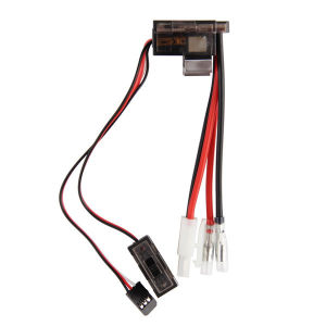 NiMH 4.8 - 7.2V 320A Brushed Electric Speed Controller Brush ESC for RC Car Boart 1/8 1/10 Truck Buggy pictures & photos