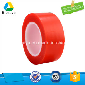 Red Film Adhesive Double Sided Pet Tape pictures & photos