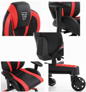 High Quality PU Office Chair Racing Chair Gaming Office Chair pictures & photos